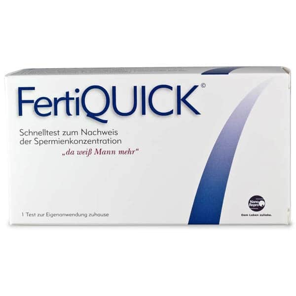 Spermientest FertiQUICK
